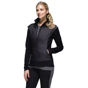 Lululemon Snug Sprinter Jacket size 8